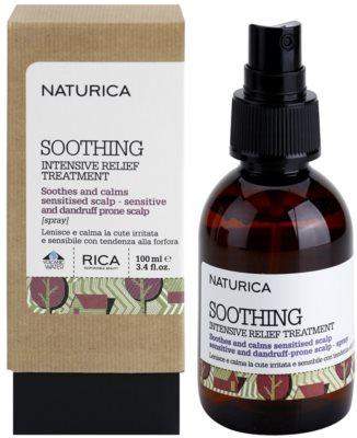Rica Naturica Soothing Relief zklidňující intenzivní sérum ve spreji proti lupům 1