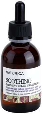 Rica Naturica Soothing Relief beruhigendes Intensiv-Serum in Tropfenform gegen Schuppen