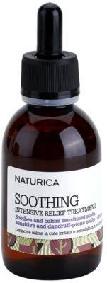 Rica Naturica Soothing Relief nyugtató intenzív szérum cseppek korpásodás ellen