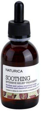 Rica Naturica Soothing Relief pomirjajoči intenzivni serum v kapljicah proti prhljaju