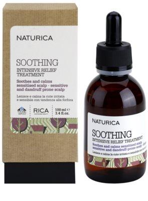 Rica Naturica Soothing Relief beruhigendes Intensiv-Serum in Tropfenform gegen Schuppen 1