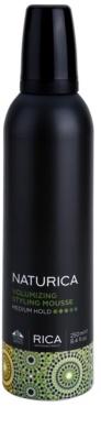 Rica Naturica Styling espuma fijadora para dar volumen