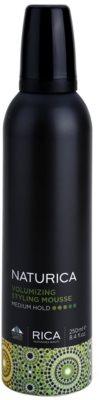 Rica Naturica Styling espuma modeladora para dar volume