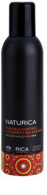 Rica Naturica Styling laca de cabelo sem aerossol