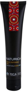 Rica Naturica Styling gel para el cabello fijación media