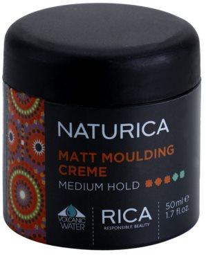 Rica Naturica Styling creme modelador  para aspeto mate