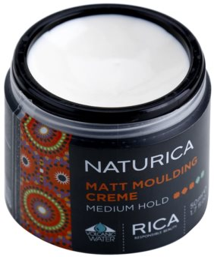 Rica Naturica Styling creme modelador  para aspeto mate 1