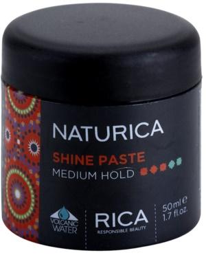 Rica Naturica Styling modellező paszta fénnyel