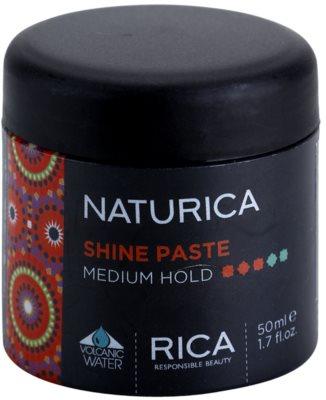 Rica Naturica Styling моделираща паста  с блясък