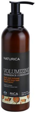 Rica Naturica Volumizing Experience condicionador de volume para cabelo fino e sem volume