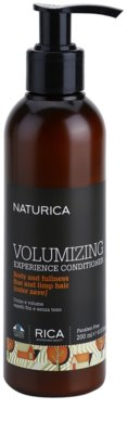 Rica Naturica Volumizing Experience objemový kondicionér pro jemné a zplihlé vlasy