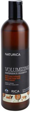 Rica Naturica Volumizing Experience objemový šampon pro jemné a zplihlé vlasy
