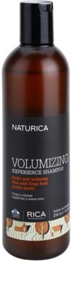 Rica Naturica Volumizing Experience sampon a dús hajért finom és lesimuló hajra