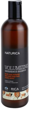 Rica Naturica Volumizing Experience sampon pentru volum pentru par fin