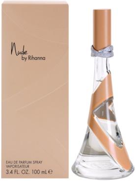 Rihanna Nude eau de parfum nőknek