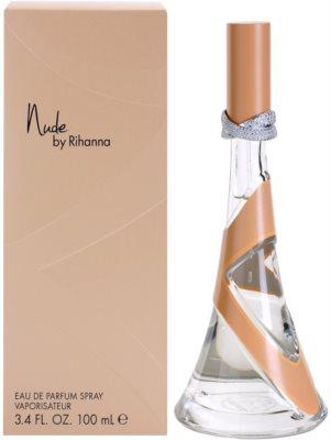 Rihanna Nude eau de parfum para mujer