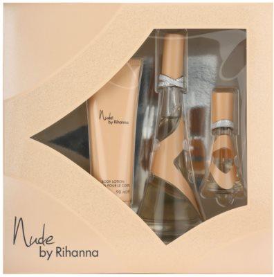 Rihanna Nude lotes de regalo 2
