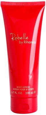 Rihanna Rebelle leche corporal para mujer