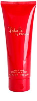 Rihanna Rebelle тоалетно мляко за тяло за жени