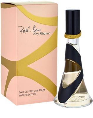 Rihanna Reb´l Fleur Eau De Parfum pentru femei