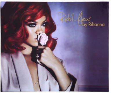Rihanna Reb´l Fleur lote de regalo 2
