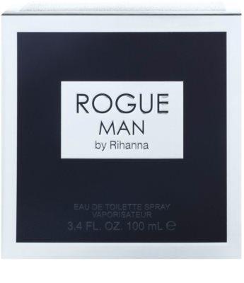 Rihanna Rogue woda toaletowa dla mężczyzn 4