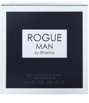 Rihanna Rogue Eau de Toilette für Herren 4