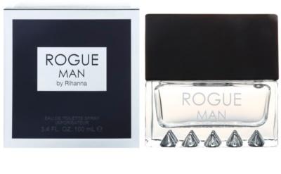 Rihanna Rogue eau de toilette férfiaknak