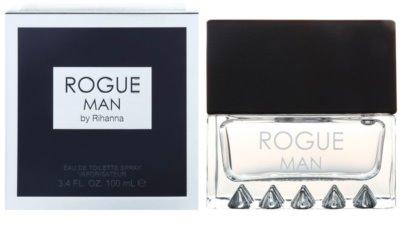 Rihanna Rogue Eau de Toilette für Herren