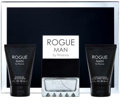 Rihanna Rogue coffrets presente