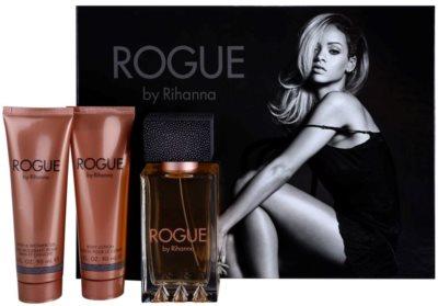 Rihanna Rogue coffret presente