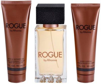 Rihanna Rogue dárková sada 1