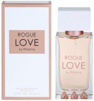 Rihanna Rogue Love Eau de Parfum para mulheres
