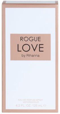 Rihanna Rogue Love eau de parfum para mujer 4