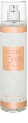Rihanna Rogue Love testápoló spray teszter nőknek