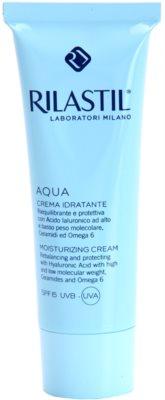 Rilastil Aqua creme facial hidratante SPF 15