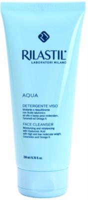 Rilastil Aqua emulsão de limpeza