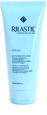 Rilastil Aqua emulsie pentru curatarea fetei