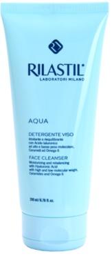 Rilastil Aqua Reinigungsemulsion für die Haut