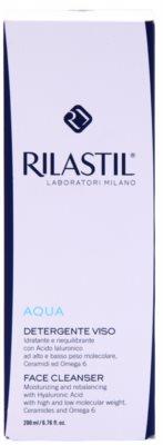 Rilastil Aqua Reinigungsemulsion für die Haut 2