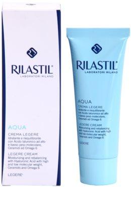 Rilastil Aqua crema hidratanta usoara 1