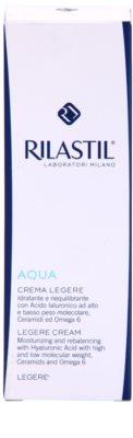 Rilastil Aqua легкий зволожуючий крем 2