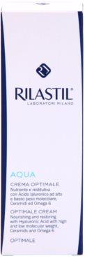 Rilastil Aqua tápláló arckrém 2