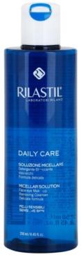 Rilastil Daily Care água micelar de limpeza para rosto e olhos