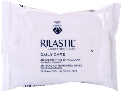 Rilastil Daily Care toalhitas desmaquilhantes