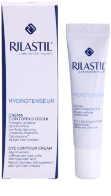 Rilastil Hydrotenseur creme de olhos antirrugas, anti-olheiras, anti-inchaços 1