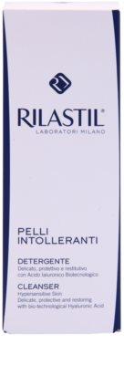 Rilastil Intolerant Skin gyengéd tisztító emulzió az érzékeny arcbőrre 2