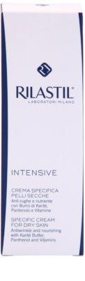 Rilastil Intensive Creme gegen vorzeitiges Altern für trockene Haut 2