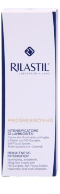 Rilastil Progression HD crema anti-rid stralucitoare pentru ten matur 2