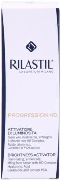 Rilastil Progression HD rozjasňující protivráskové sérum pro zralou pleť 2